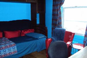 Viauville: une chambre ensoleillée pour étudiant(e)s
