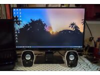 ViewSonic 23-inch Full HD Frameless IPS Monitor
