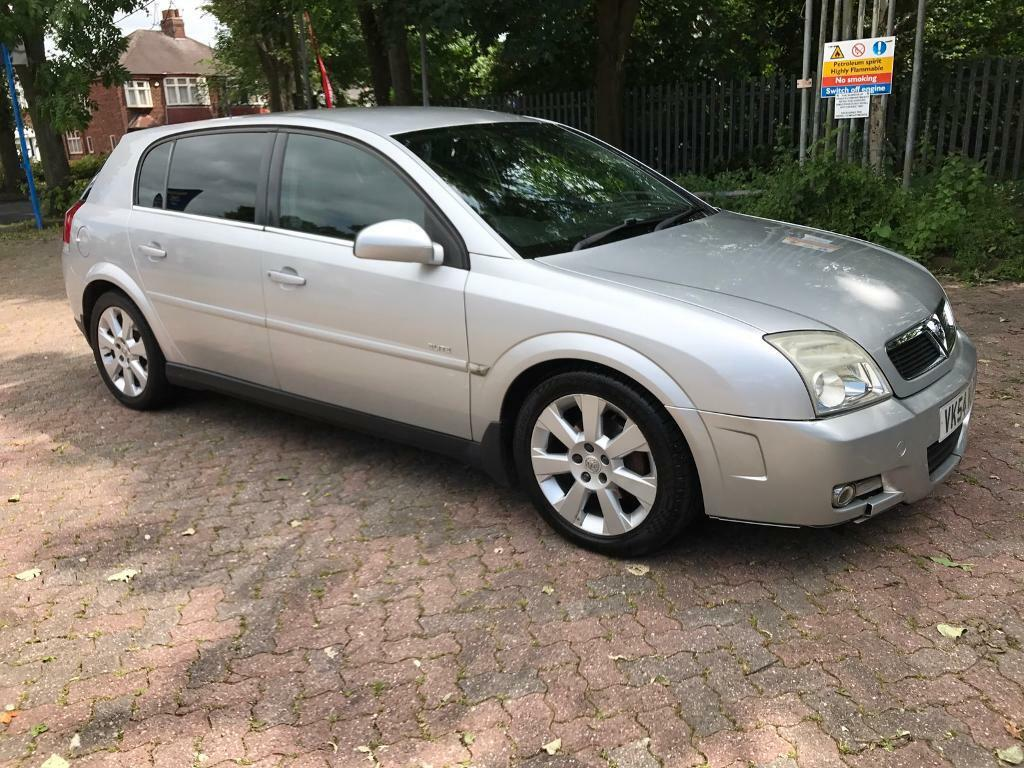 VAUXHALL SIGNUM Automatic Diesel in great condition.
