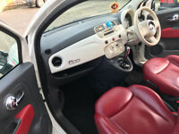 Fiat 500 automatic lounge RHD Italy edition top of the range model 3150£