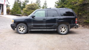 Reduced        2003 Yukon Denali