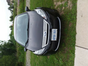 2012 Ford Fiesta SE Sedan