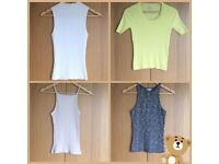 Ladies Tops. Summer Clothes Bundle. Mostly River Island. 8 - 10. Smoke Free Home.