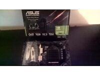 Asus GT 730 1 GB low profile silent graphics card