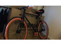 Mango bike frame stolen