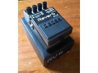 Boss Reverb RV-6 Guitar Pedal