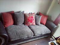 four seated sofa