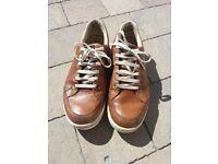 Ashworth Golf Shoes Size 10
