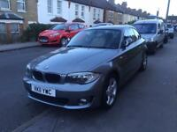 BMW 1SERIES GREY COUPE £6000!!
