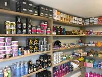 Protein pre workout gym supplements
