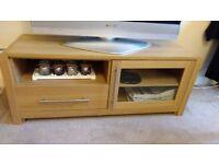 Argos TV Wooden Stand (Quick Sale)