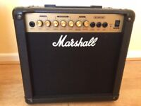 Electric Guitar Amplifier Marshalls G15RCD Unused and still in original packaging