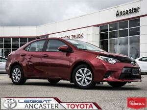 2015 Toyota Corolla LE ONLY 46999 KMS!!