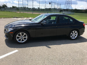 2012 BMW 3-Series 320I Sedan with BMW warranty