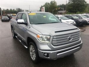 2014 Toyota Tundra Crewmax Platinum 4WD ONLY $339 BIWEEKLY 0 DOW