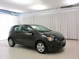 2014 Chevrolet Sonic HURRY!! DON'T MISS OUT!! 5DR HATCH w/ AUX I