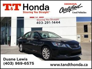 2014 Honda Accord LX* One Owner, Heated Seats, Rear Camera*