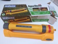 Hozelock Aquastorm 2 in 1 / 230 metres squared / brand new & boxed