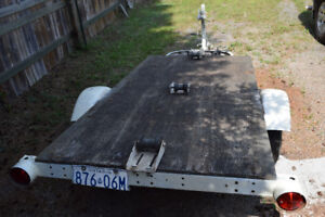 boat/quad trailer