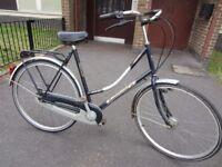 Dutch bike nice bicycle NEW REAR TIRE!