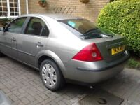 2001 1.8 LX MONDEO ( ONE OWNER )
