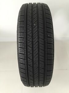 One 225/65/R17 AllSeason Continental CrossContact -Lotsoftread