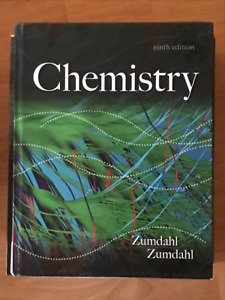 Chemistry Textbook and Student Solution Guide