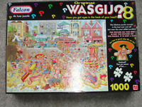 ORIGINAL WASGIJ 8 PUZZLE 1000 PIECES
