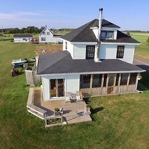 Reduced $152,000.00 Waterview house, Mont Carmel, PEI