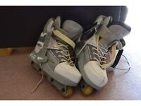 street rollerblades - size EUR 44 UK 10