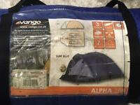 Tents for 2 & 3 Air bed with pump - All Good Condition