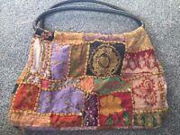 Jigsaw Patchwork Bag
