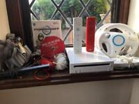 Wii Console Bundle!! Full Working Order