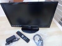 Logik TV - 24 inch, Freeview, HD ready, Surround Sound