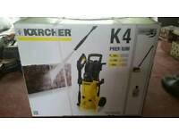 Karcher k4 premium jet wash