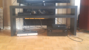 Lg 50 inch Tv + stand