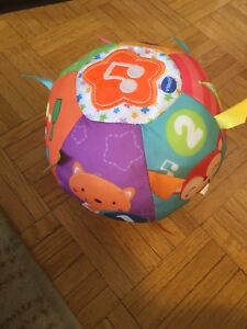 Vtech soft learning ball
