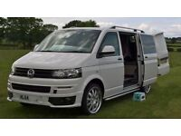 VW T5.1 Camper - Stunning virtually new condition - High Specification - Low Miles