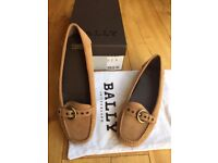 Bally Suede women shoes NEW