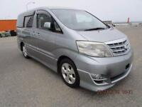 TOYOTA ALPHARD 3.0 MS PLATINUM SELECTION 2 VERY HIGH SPEC/GRADE MAY 2007 IN UK
