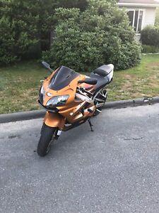 2002 Kawasaki Ninja ZX9R