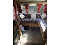 Bailey pageant 5 berth caravan