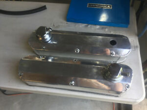 SBF Windsor fabricated valve covers