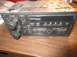 Factory Delco Bose stereo tape player from 1986 Corvette $30