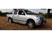 Isuzu Rodeo 3L Auto - 12 months test, very well maintained, excellent runner! reluctant sale