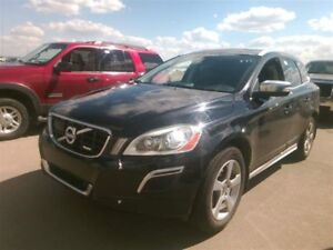 2011 Volvo XC60 T6 R-Design - Accident Free| Rear DVD| PST Paid