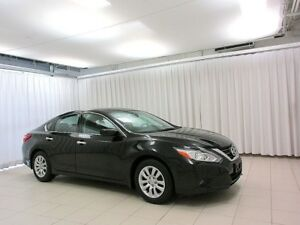 2016 Nissan Altima LET THIS CAR FUEL YOUR SOUL!! SEDAN w/ PUSH B