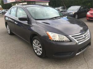 2013 Nissan Sentra SV 79,000KM AUTOMATIQUE A/C CRUISE BLUETOOTH
