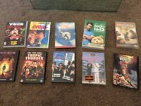 Comedy DVD films - joblot