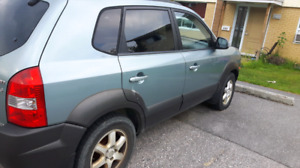 2005 Hyundai Tucson AS IS